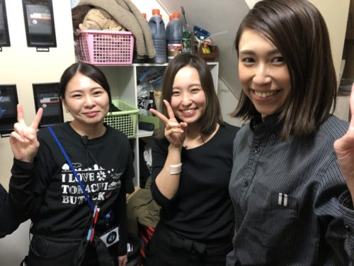 【当店の美人スタッフ♡】